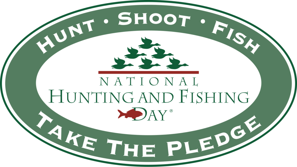 National Hunting and Fishing Day, celebrated the fourth Saturday of every September