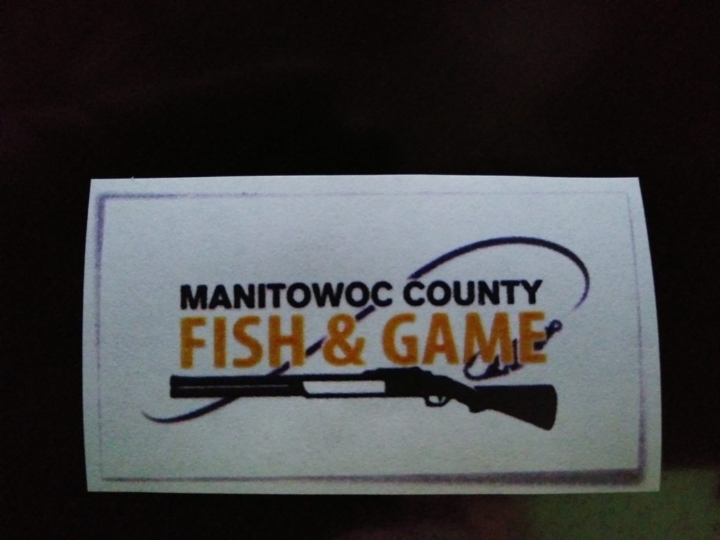 Winners of the Manitowoc County Fish & Game 20 Gun Raffle from Oct. 22, 2020
