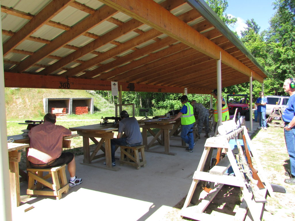 The DNR Shooting Range Grant Program is accepting applications for both PRIVATE and PUBLIC shooting range grant programs.
