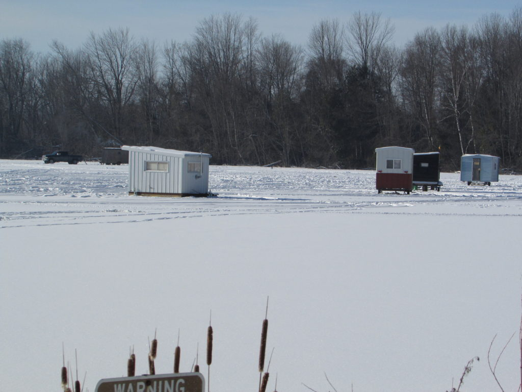 MID-WEST OUTDOORS ICE FISHING BUYERS GUIDE,  CHECK IT OUT.