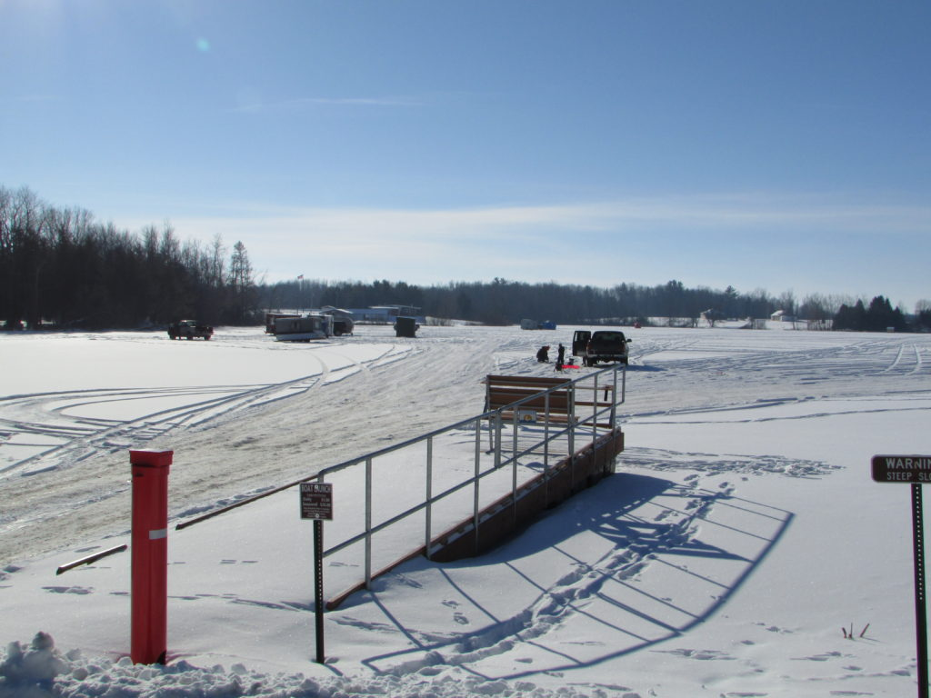 Statewide Ice Fishing Derby Jan. 26th & 27th, Mishicot Sportsman Club