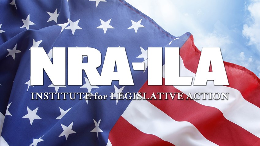 NRA-ILA DAILY ALERT For May 31, 2019
