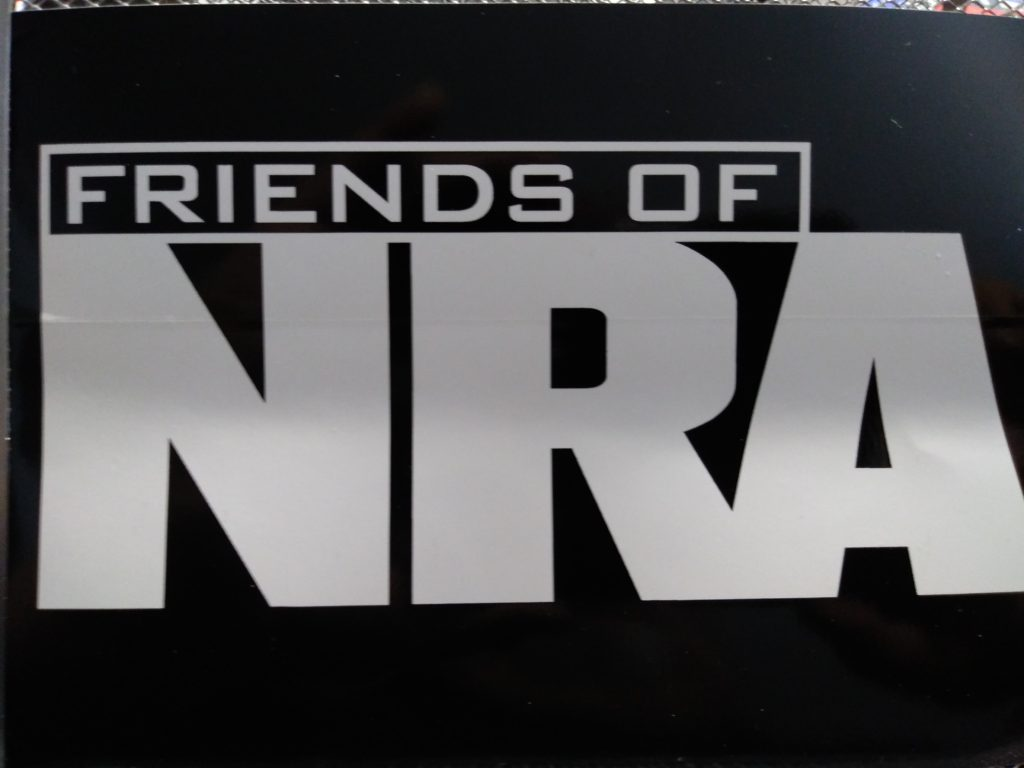FRIENDS OF THE NRA  NEWSLETTER FOR FEBRUARY