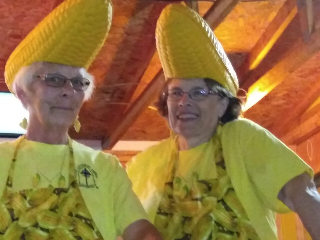 BEST CORN AT THE COUNTY FAIR BY THE IZAAK WALTON LEAGUE, CORN FROM WILFERTS