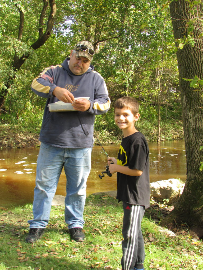 Illinois Family Fishing Fair Cancelled