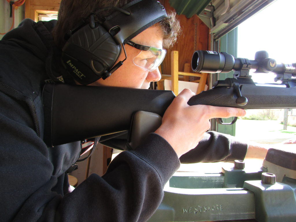 Registrations for the 2020 Manitowoc Rec. Dept. Junior Rifle fall Program are now being taken online