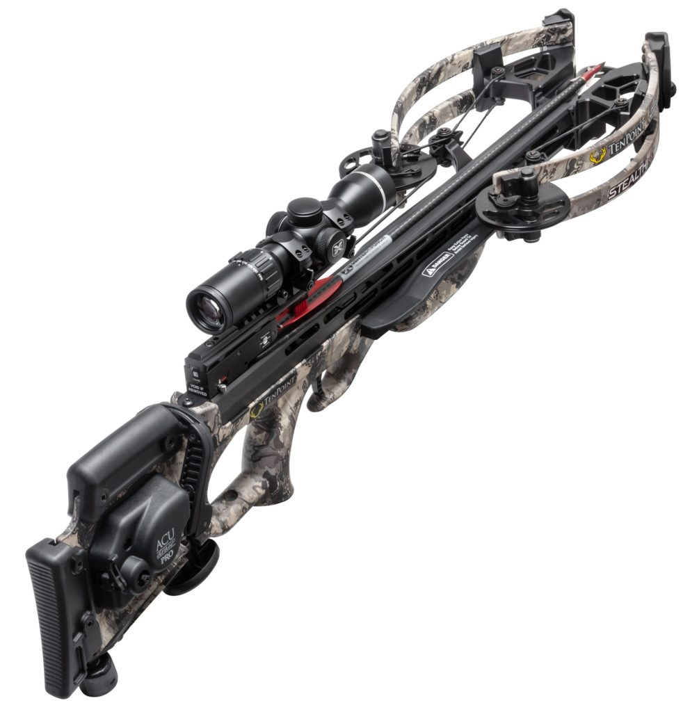 Wicked Ridge Unveils NEW Rampage 360™ – the Industry's First Value Priced Crossbow with a Built-In Cocking Device