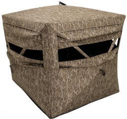 Alps OutdoorZ Deception Blind Now Available in Mossy Oak Bottomland