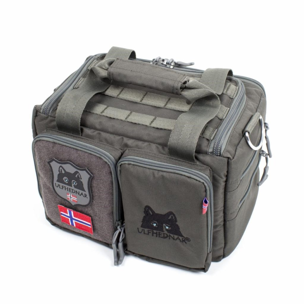 Ulfhednar's UH010 Long Day Range Bag: For Those Who Demand the Best