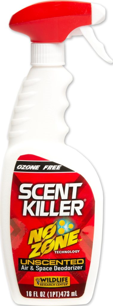 SCENT KILLER®  Air & Space Deodorizer  With cutting edge NO ZONE™ Technology