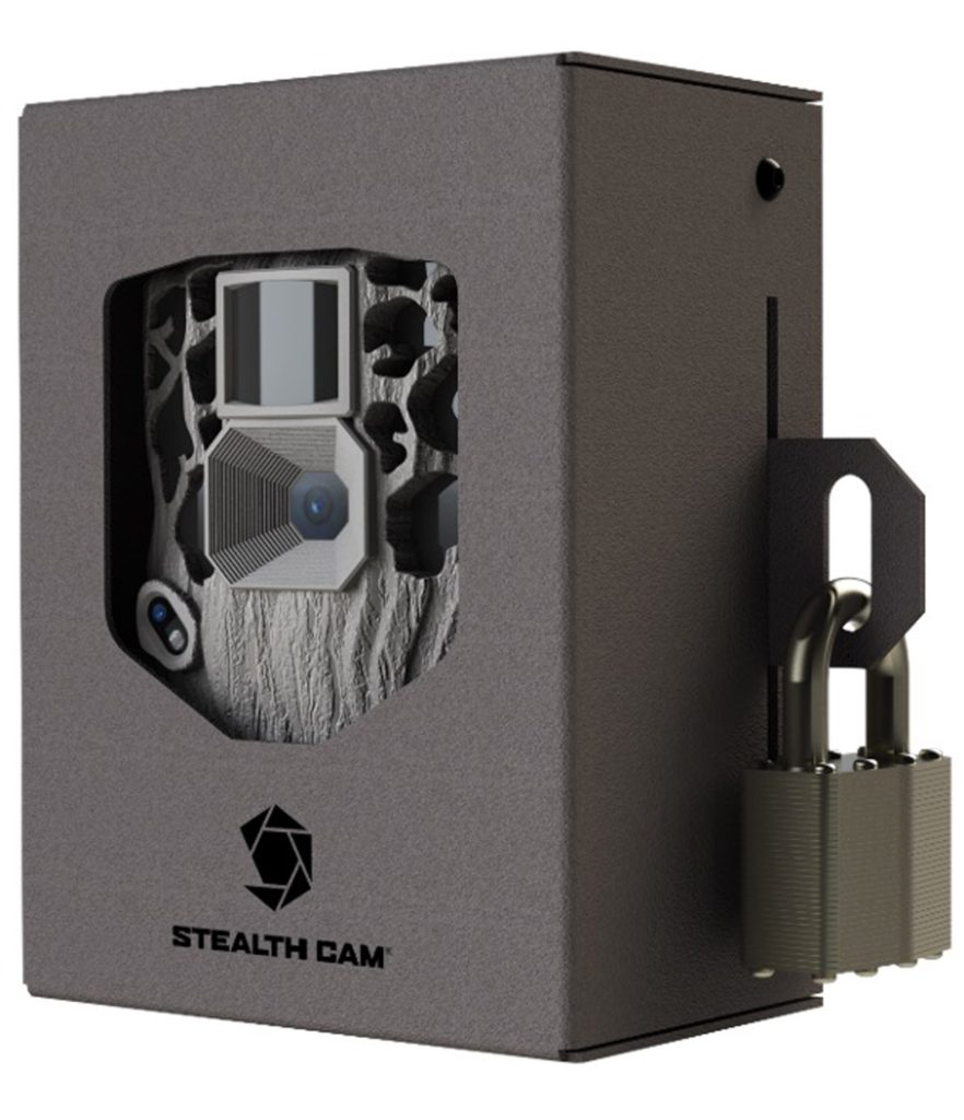 Stealth Cam® Introduces New Trail Cam Security Boxes