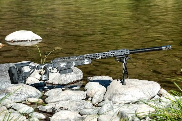 Helix 6 Precision Delivers a Pre-fit Upgrade for the Ruger Precision Rifle