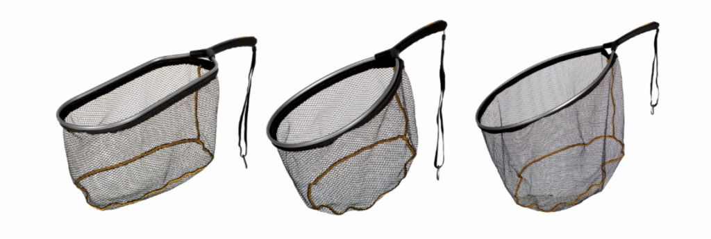 NEW for ICAST: Frabill's Floating Trout Net Family