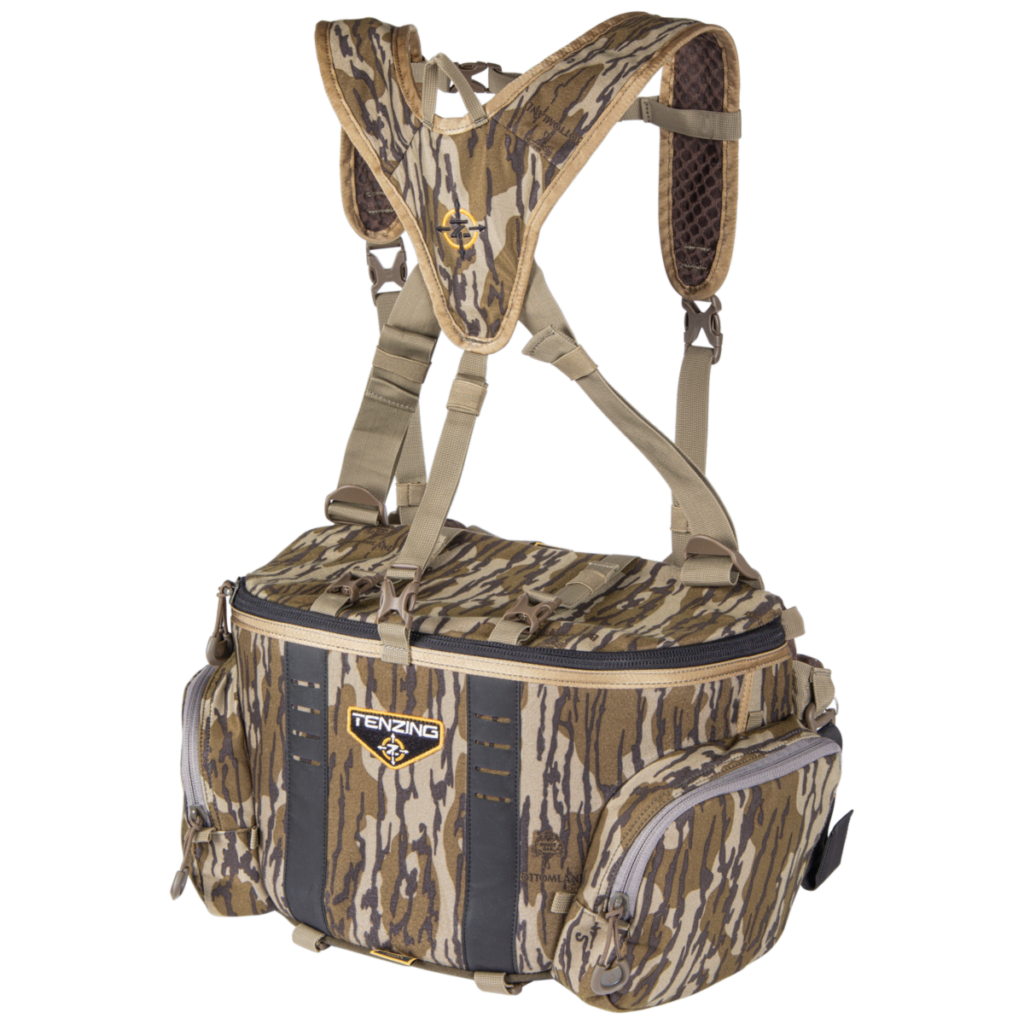 Tenzing Hangtime Backpack and Lumbar Pack – Reaches New Heights  for Whitetail Hunting Gear