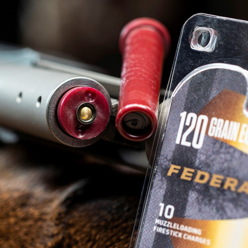 Federal Ammunition Introduces New FireStick to Revolutionize Hunting with Muzzleloaders