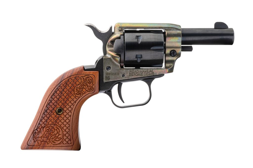 Heritage Introduces the Barkeep™ Revolver