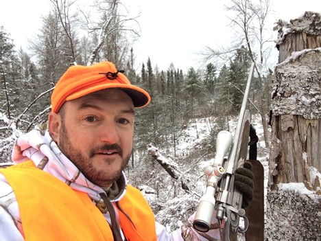 Jeff Pritzl is the New State Deer Program Specialist