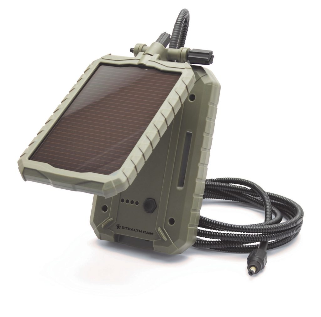 New Stealth Cam® SOL-PAK 3000  A 12V Amorphous Solar Panel for Game Cameras