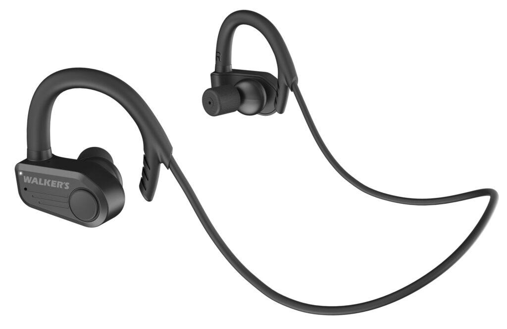 Walker's® Introduces the ATACS Sport Earbuds